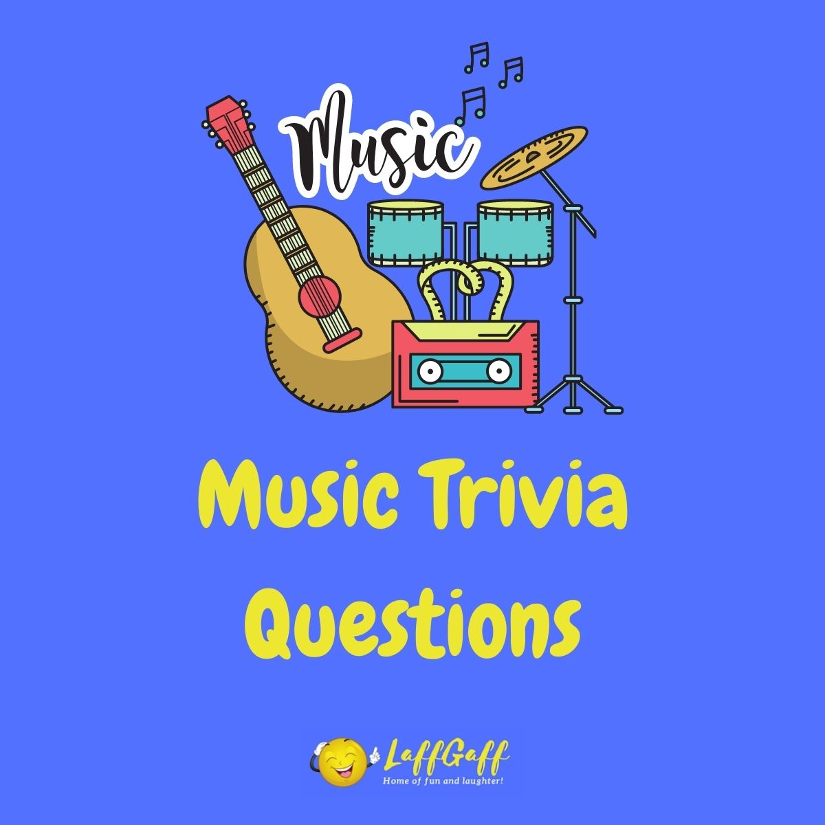 Featured image for a page of music trivia questions.