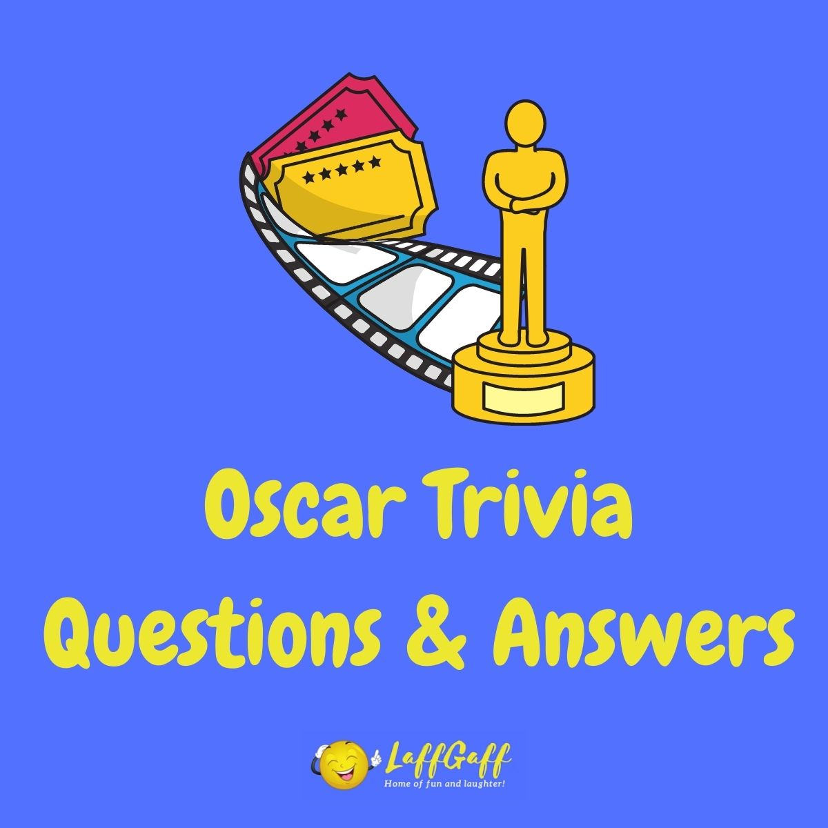 Featured image for a page of Oscar trivia questions and answers.