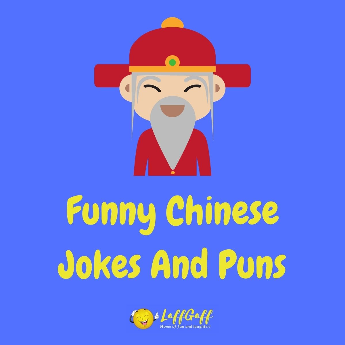 Featured image for a page of funny Chinese jokes and puns.