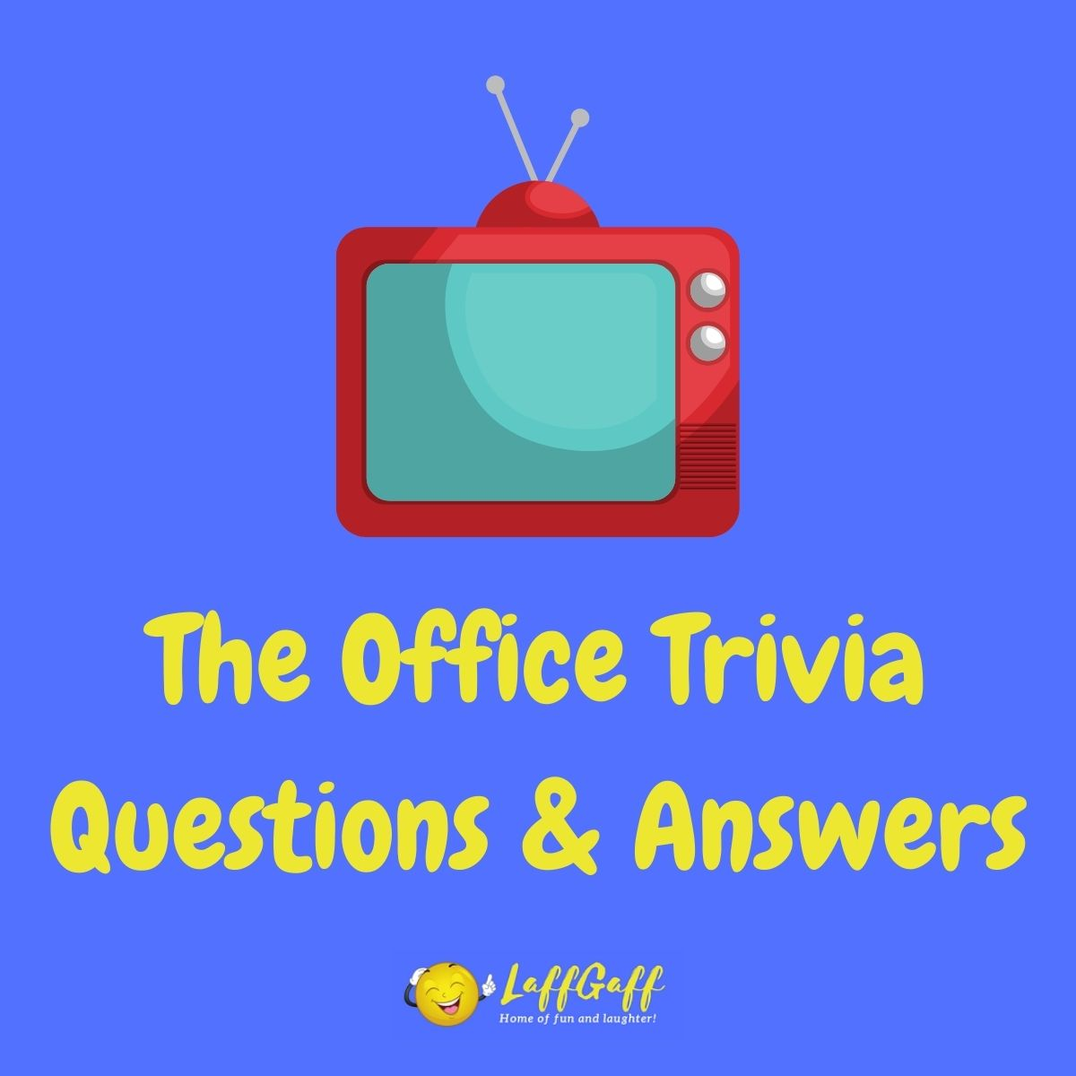 Featured image for a page of The Office trivia questions and answers.